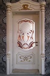 Изготавливаем двери из массива ясеня и дуба по индивидуальным эскизам - foto 0